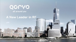 PcVue for the QORVO's Facility Control Management System