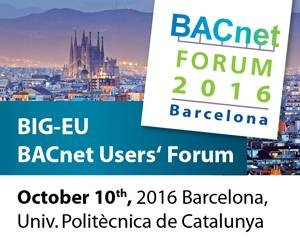 PcVue to be featured at BACnet Forum Barcelona