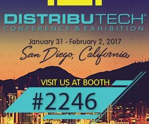 Get your FREE pass to DistribuTECH 2017 with PcVue!